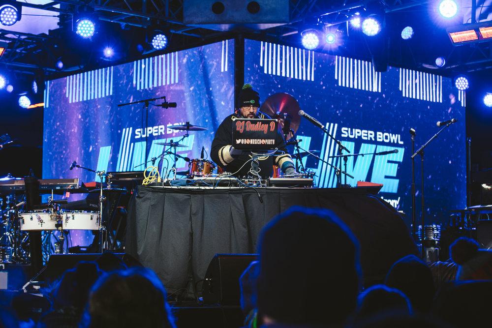 DJ Dudley D