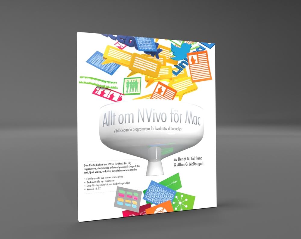 Den första boken om NVivo för Mac