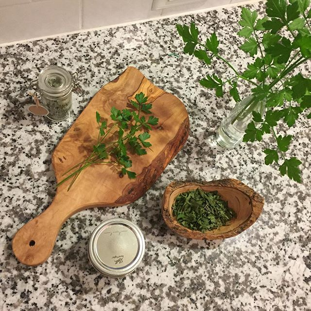 Love #cooking? Have you ever dried your own #herbs? It's a lot easier than you may think! Check out this weeks #blog to see how -Kathy  Inspire yourself and others today! www.TUliving.com/blog