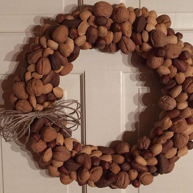 Ready for #Thanksgiving? Before it gets hot in the kitchen, set some time aside from all that cooking to create a new #decoration. Try some no-sew #burlap silverware holders or make a #wreath from bagged #nuts. -Kathy Inspire yourself and others today! www.TUliving.com/blog