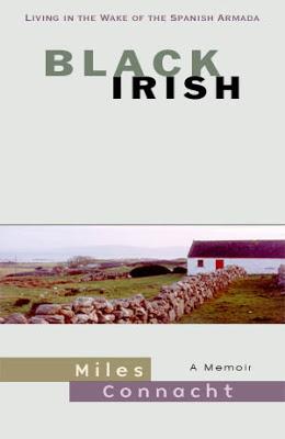 Covers for Imaginary Books: Black Irish.