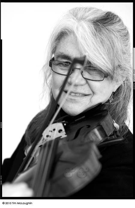 Michelle Bruce. Musician. Taken October 20, 2010.