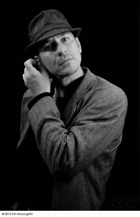 H Craig Hanna, artist, March 23, 2013.