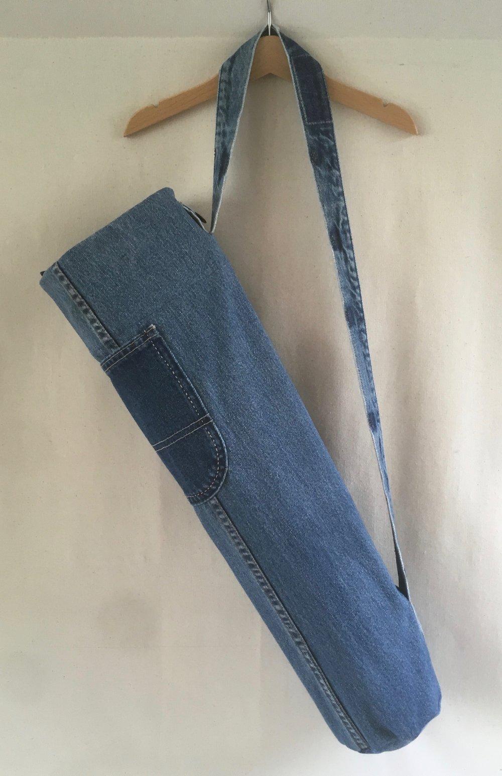 561df8e1b8f Yoga Mat Bag — Sonya Lee Barrington