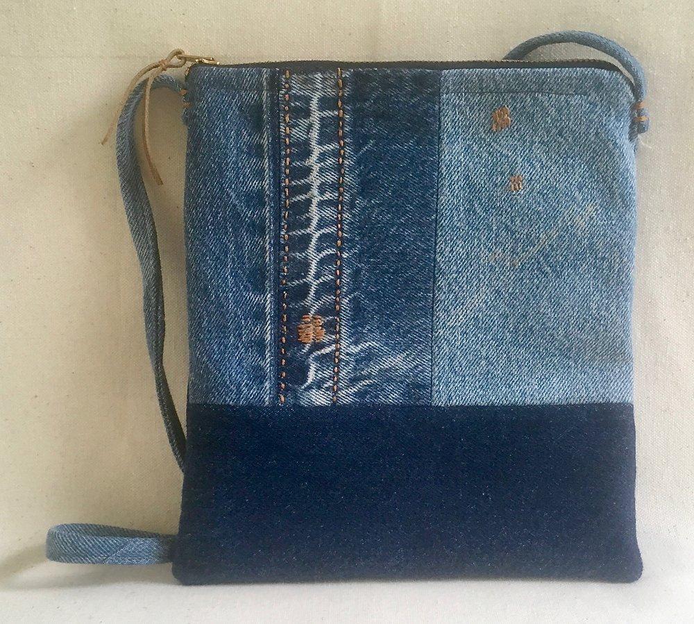 8a904e68bf7 Medium Zip Bag — Sonya Lee Barrington