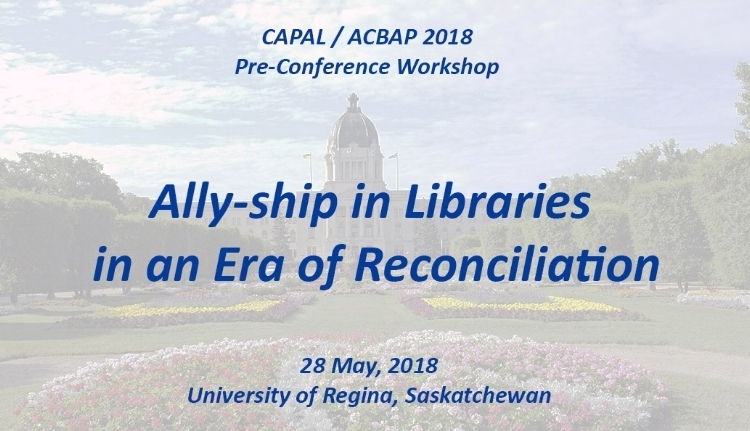 Ally-ship in Libraries in an Era of Reconciliation