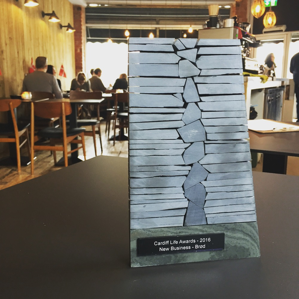 Cardiff Life Award.JPG