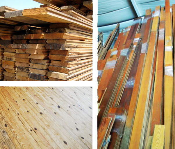 Doug Fir Flooring and Decking