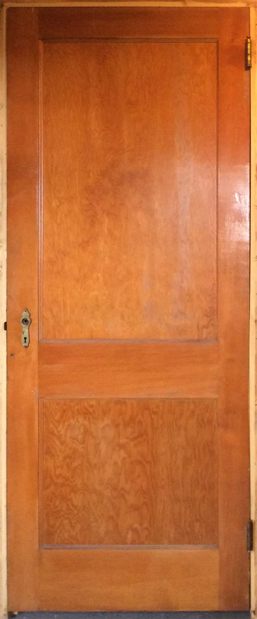 Vintage 2-Panel Doors