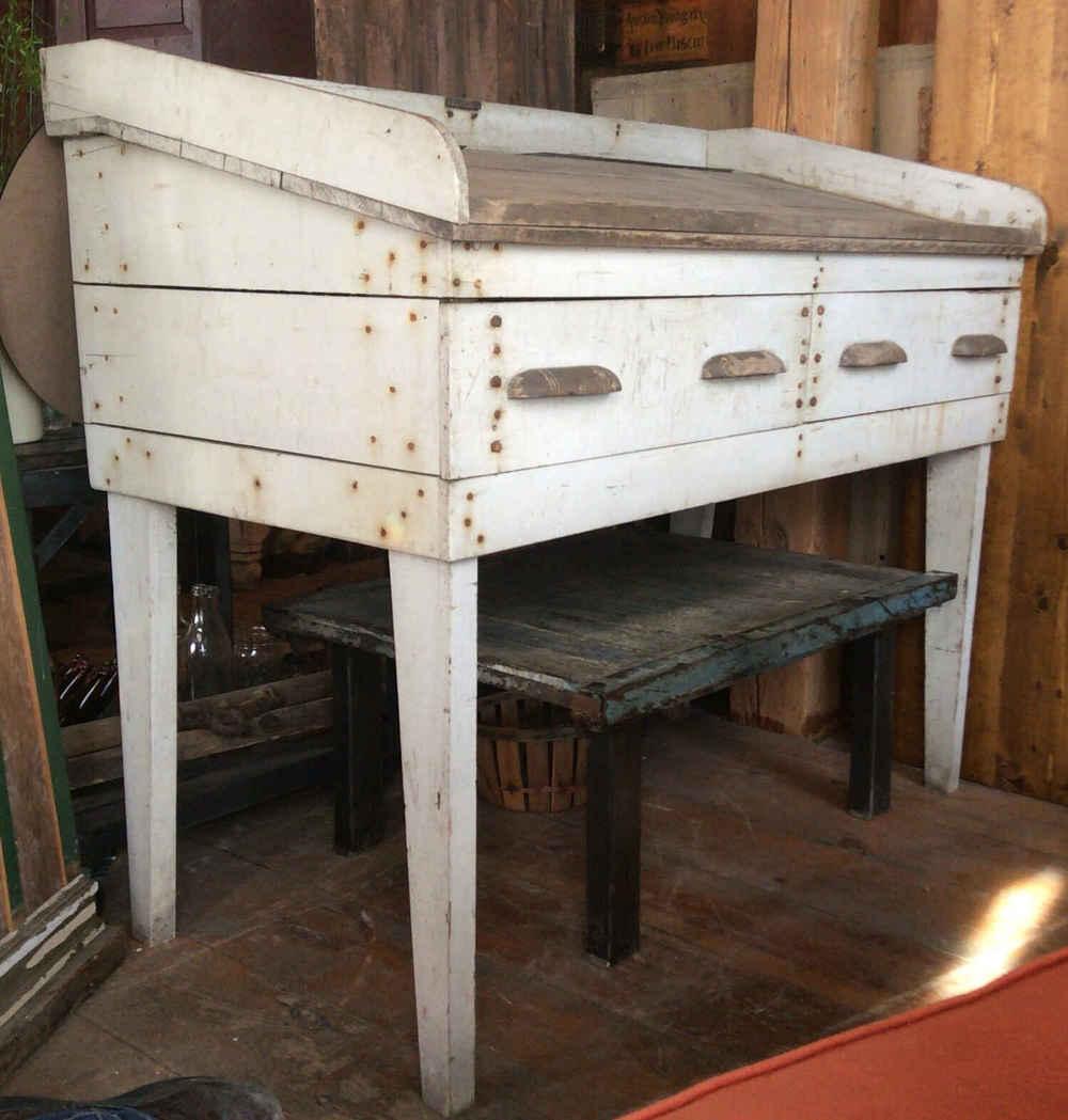 Primitive Standup Postal Desk