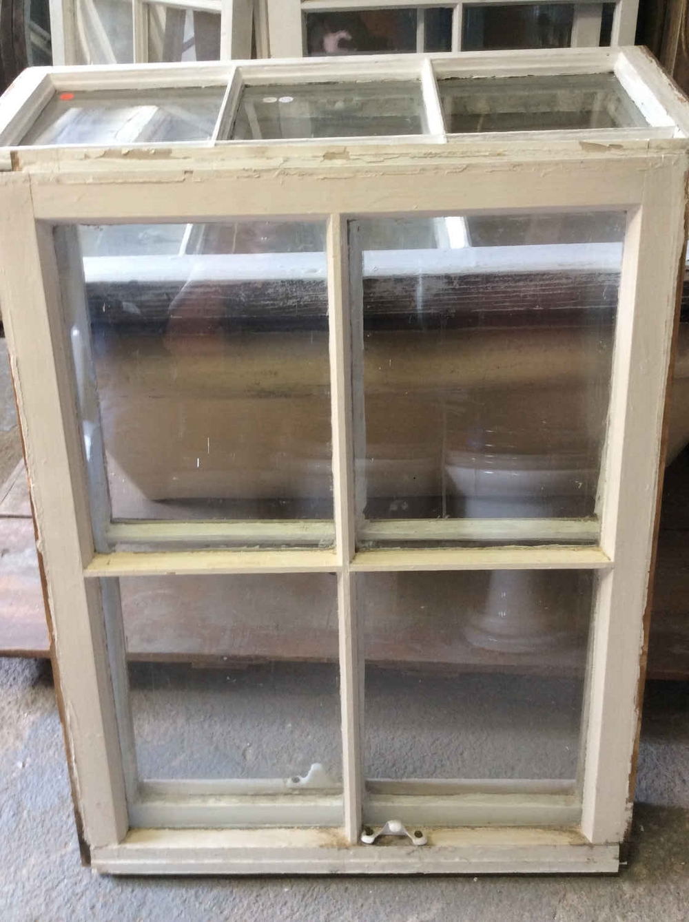 4-Pane Windows