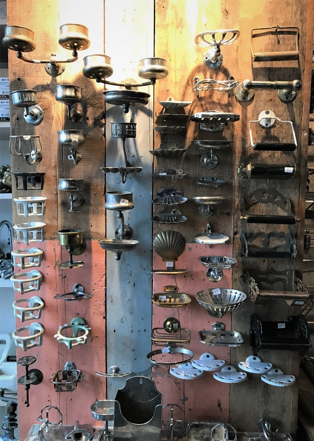 All Plumbing — Portland Architectural Salvage