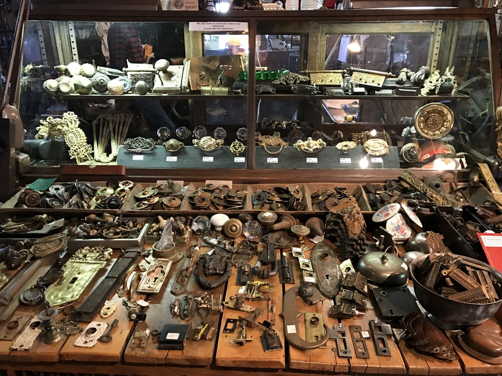 All Hardware Portland Architectural Salvage