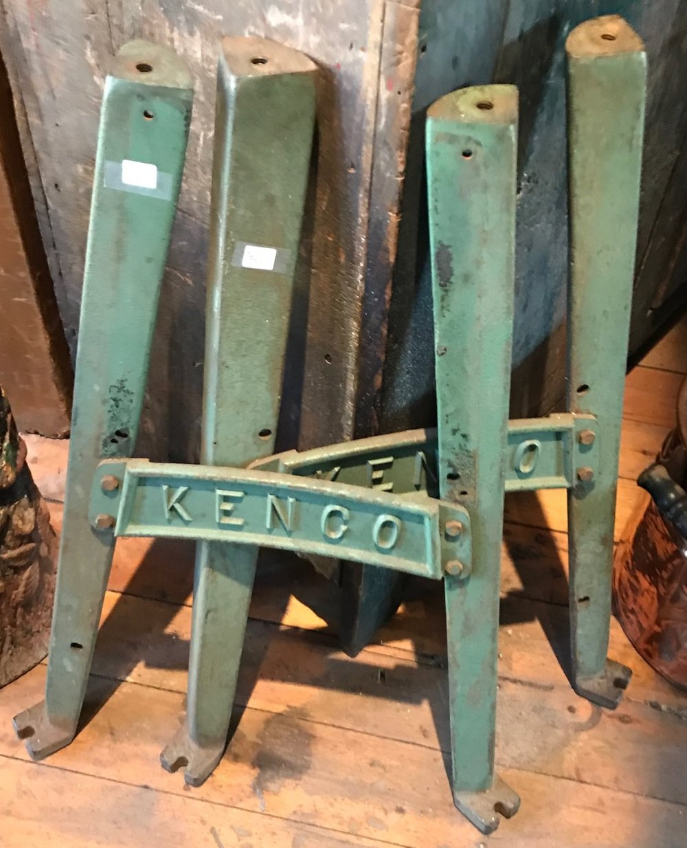 Kenco Machine Legs