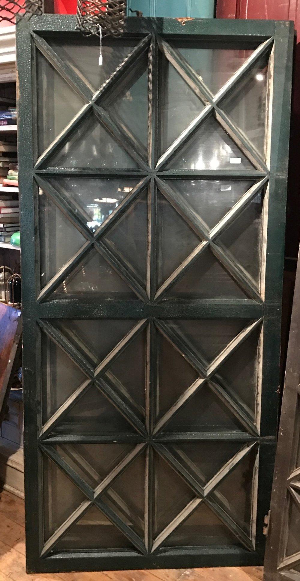 Greek Revival Style Windows