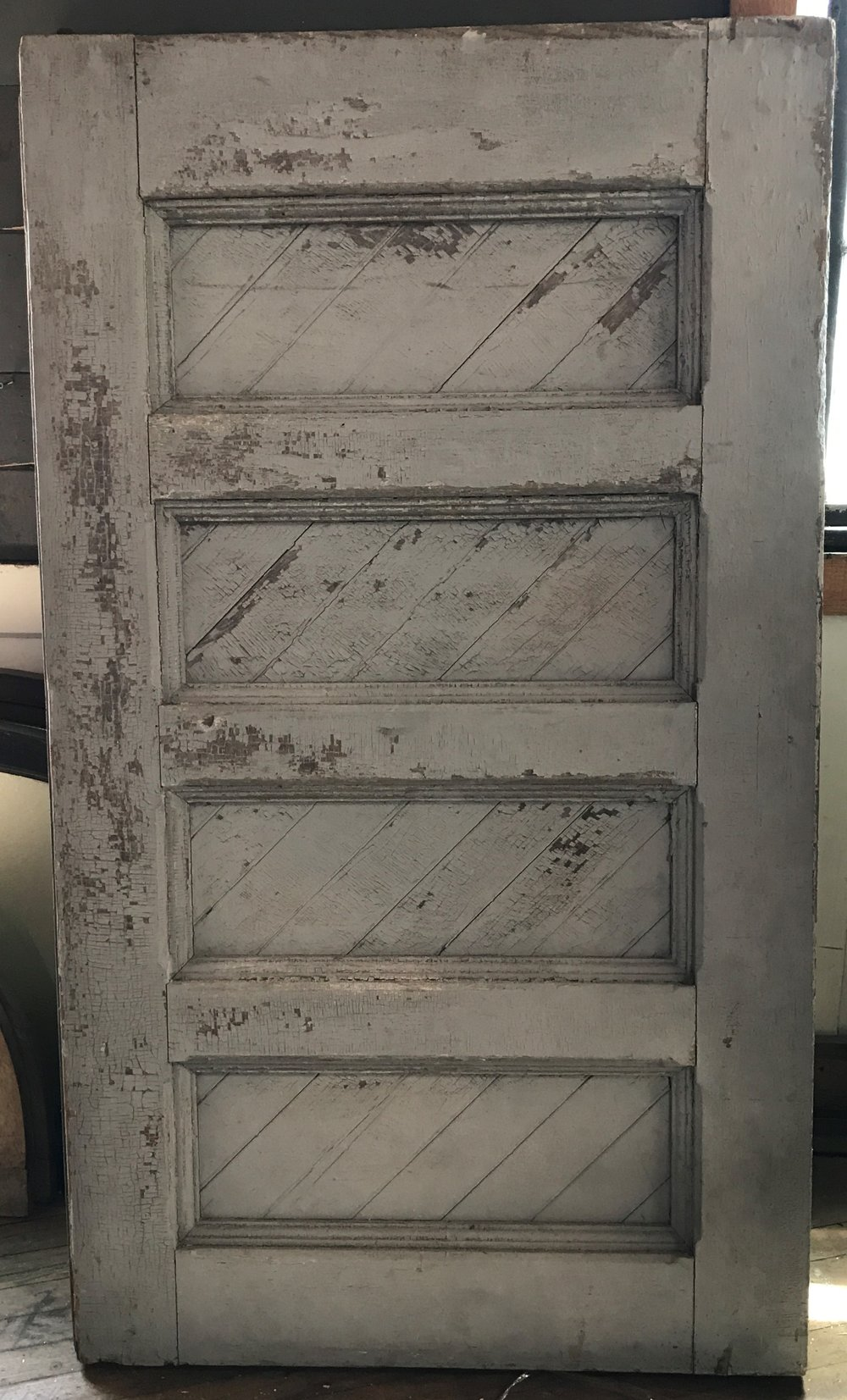 Pair Small Carriage House Doors