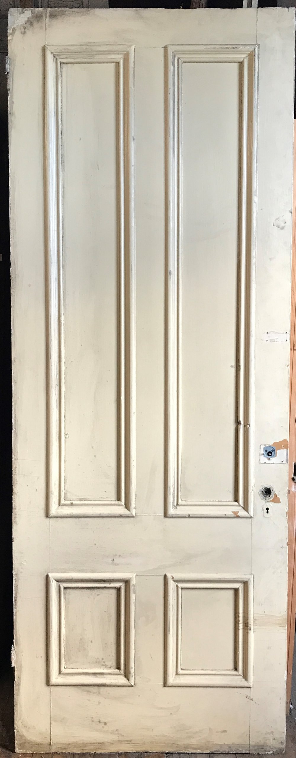Oversized 4 Panel Interior Door