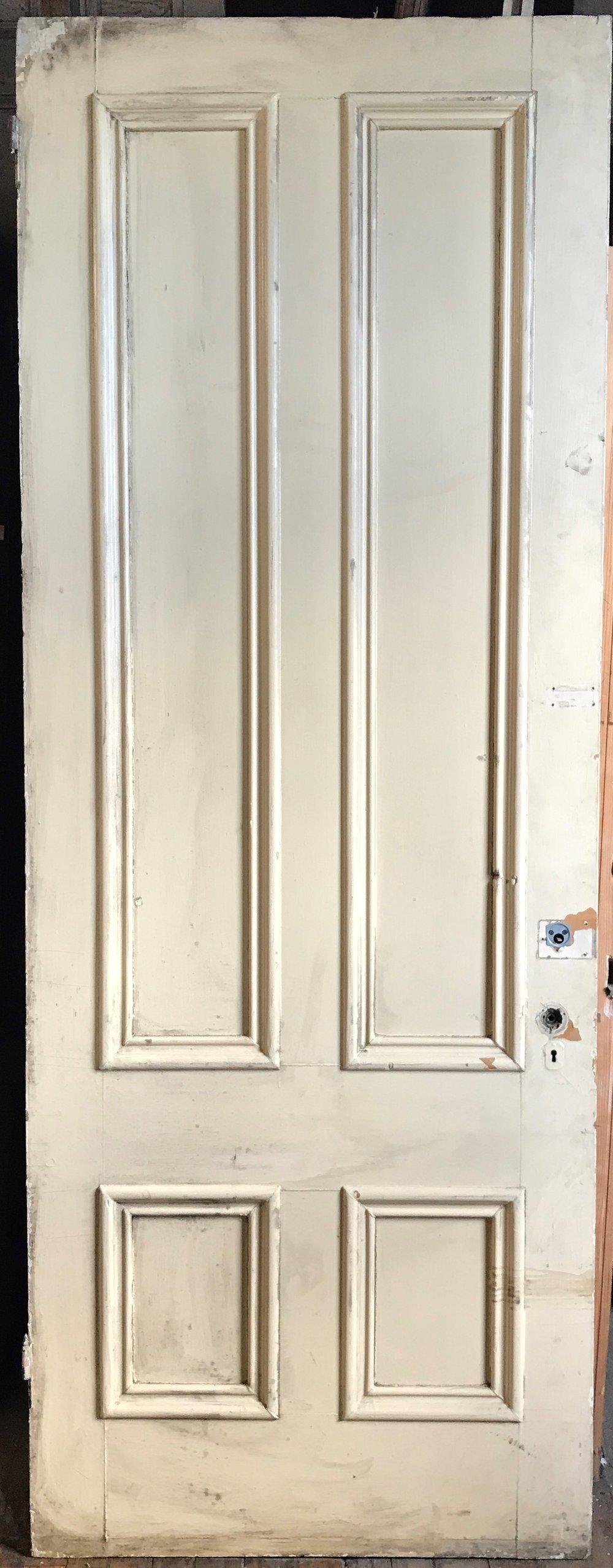 Oversized 4 Panel Interior Door