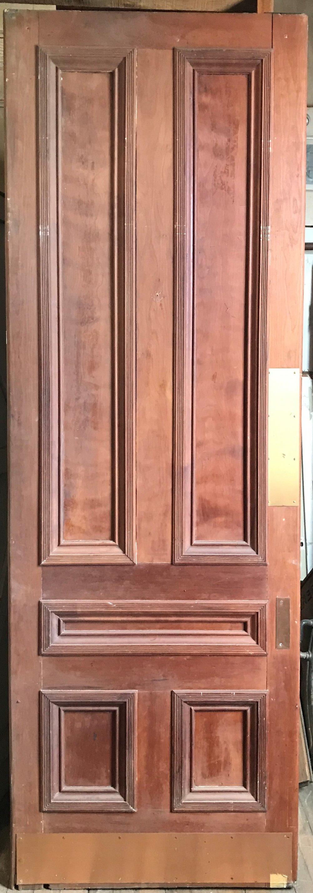 Oversized 5 Panel Interior Door