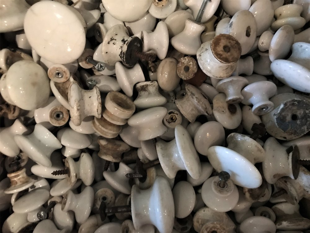 Porcelain Knobs