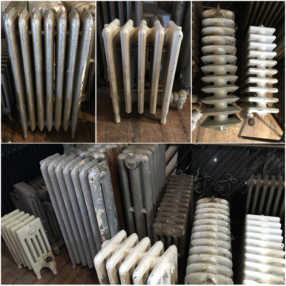 Steam and Hot Water Radiators