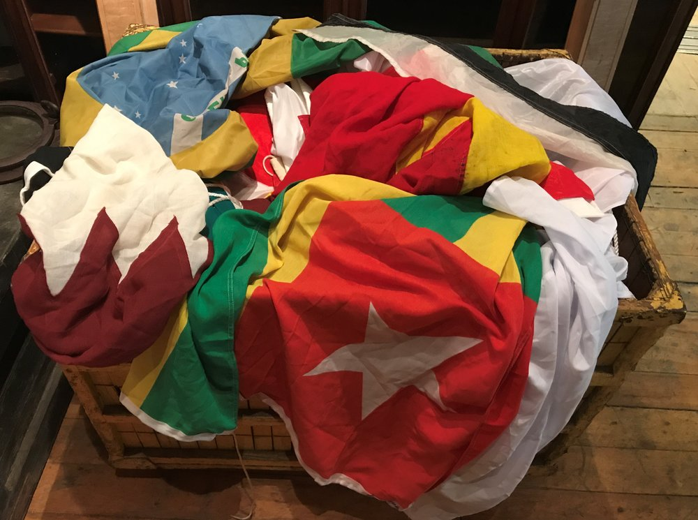 Nautical and International Flags