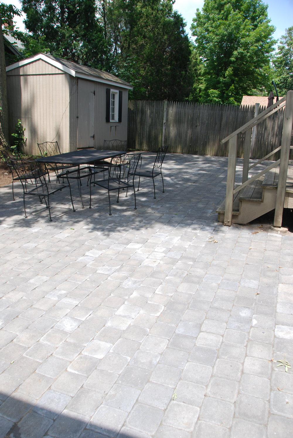 Patio Needham