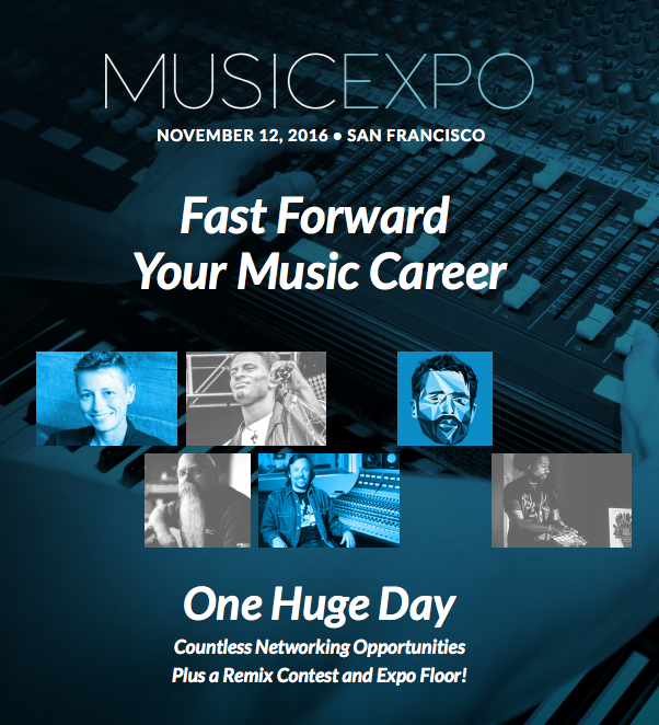 Music Expo press ad