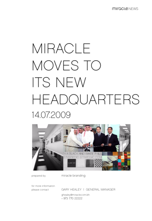 Miracle Bahrain
