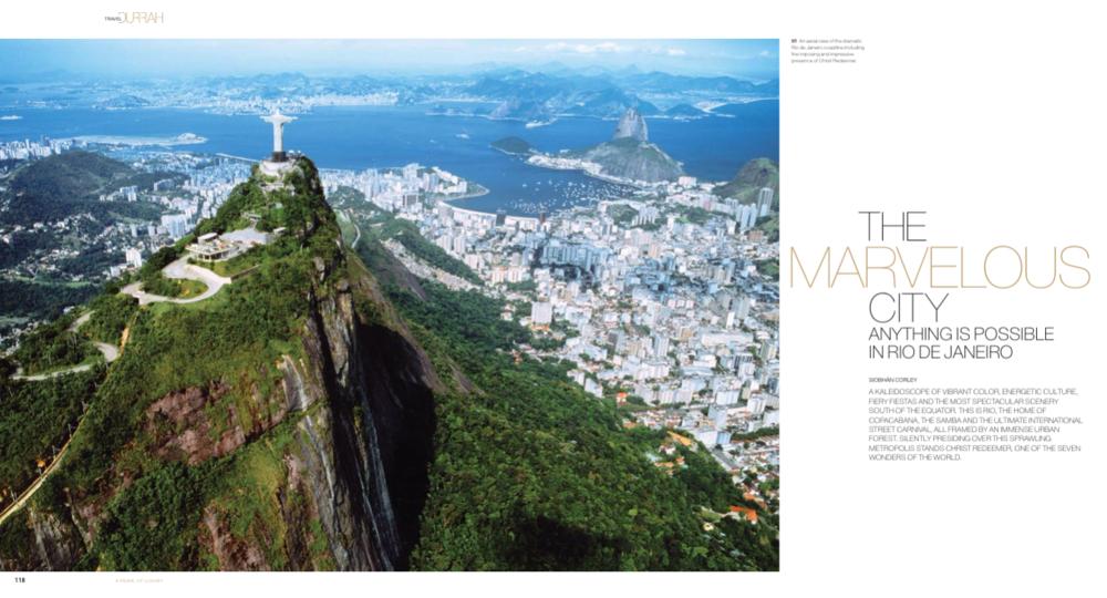 Rio de Janeiro travel review