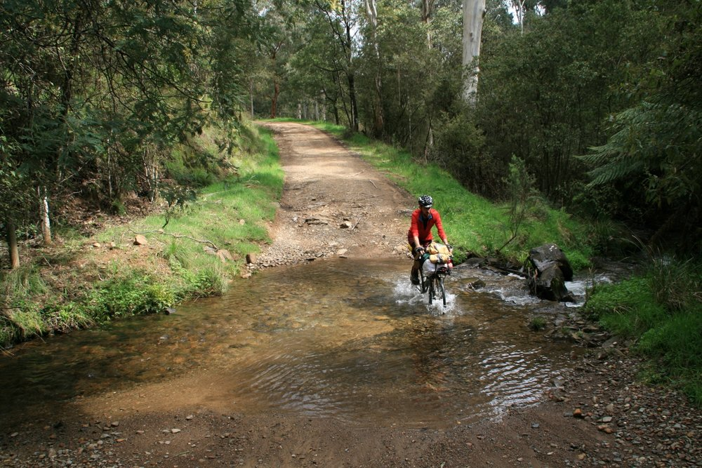 big river road yarra ranges bikepacking