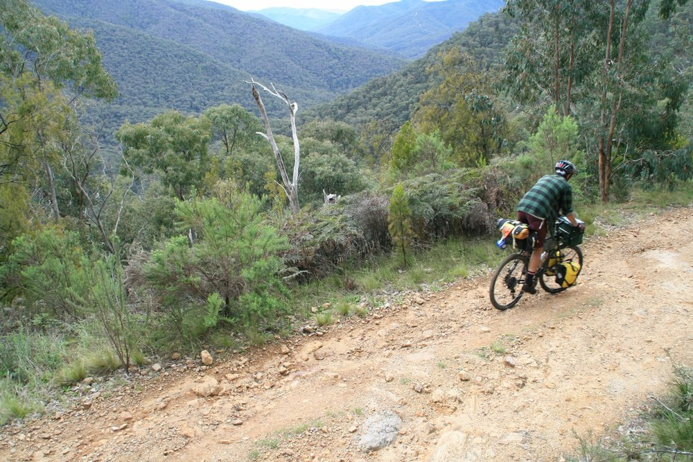 big river road yarra ranges bike
