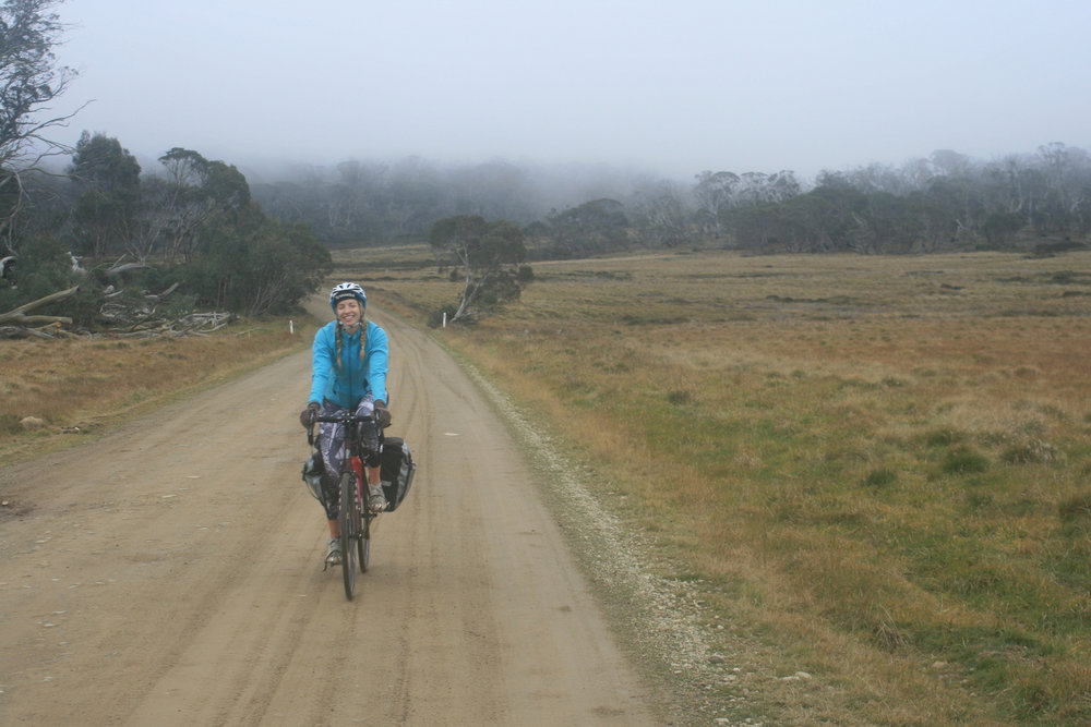 dargo high plains road cycle touring