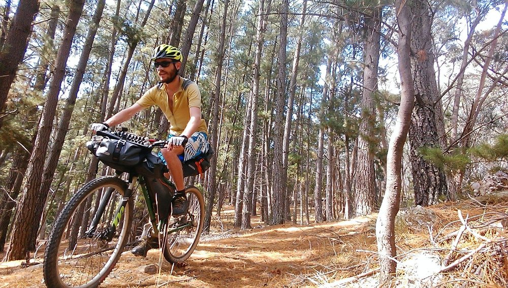 goldfields track dry diggings victoria bikepacking