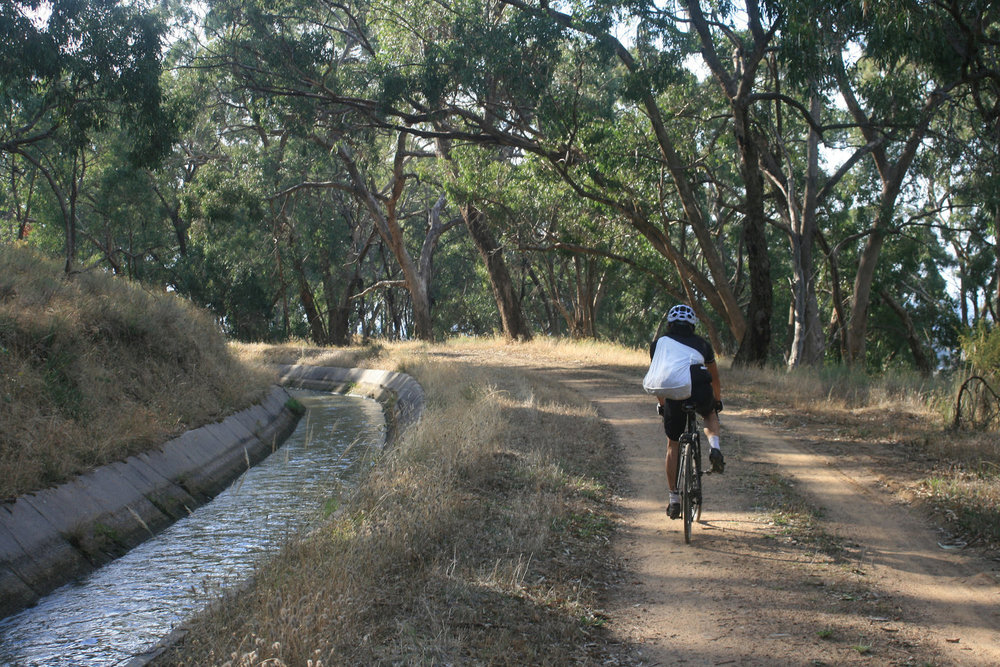 goldfields track coliban victoria bikepacking