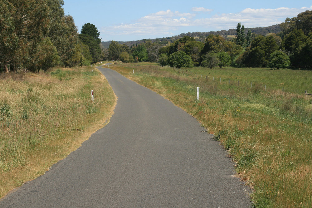 ruffy strathbogie cycle touring