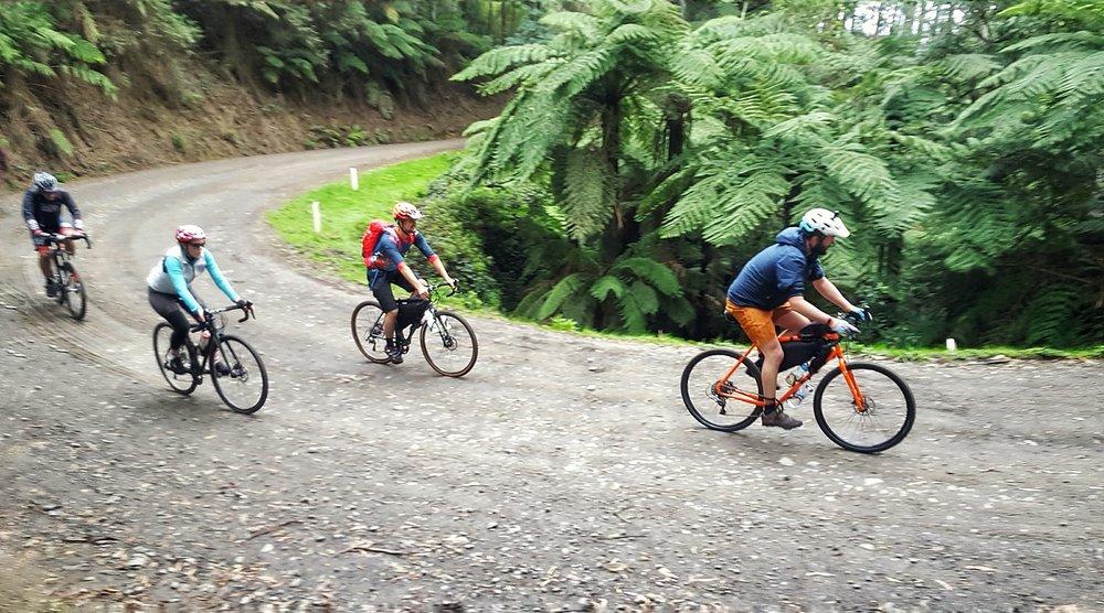 grand ridge road bikepacking
