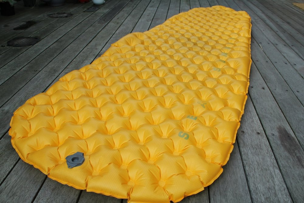 Sea to summit ultralight air mat uninsulated