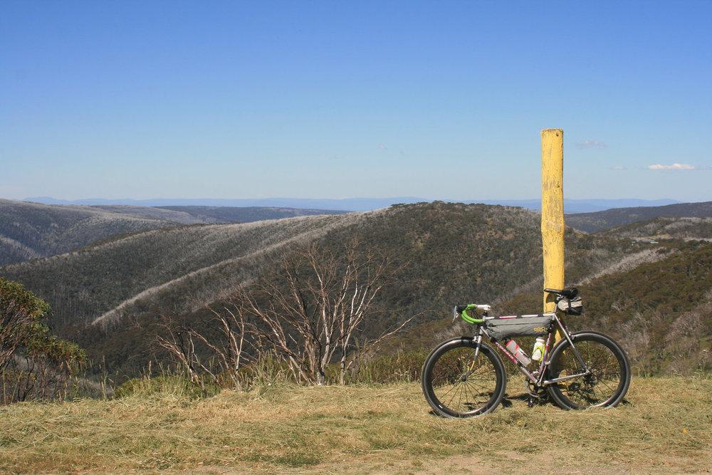 Mount Hotham cycling