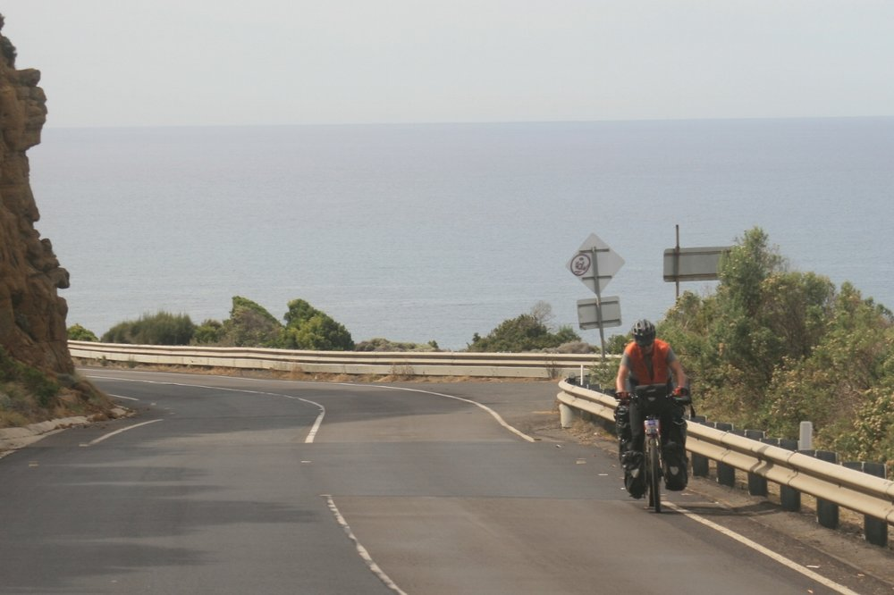 great ocean road cycle touring