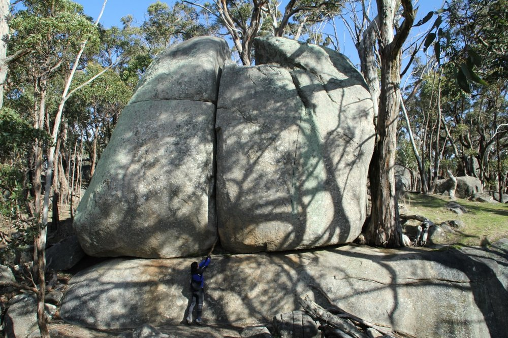 Dog Rocks Mount Alexander