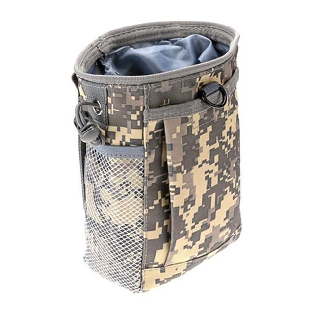 ammunition pouch food bag bikepacking