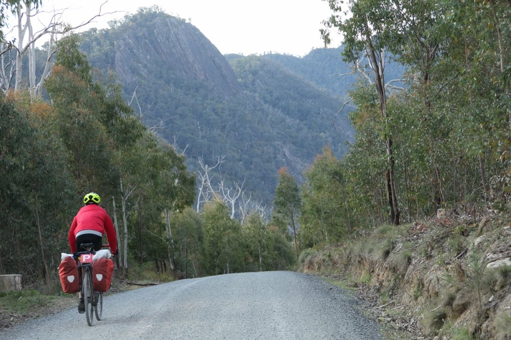 cathedral ranges cycling