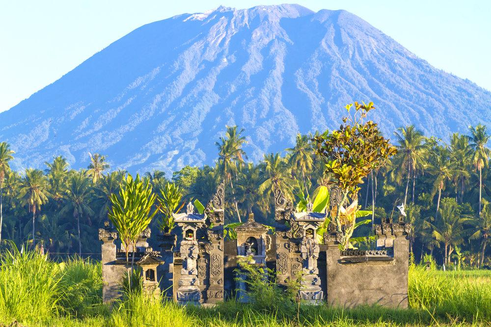 Mt. Agung, Amed, Bali