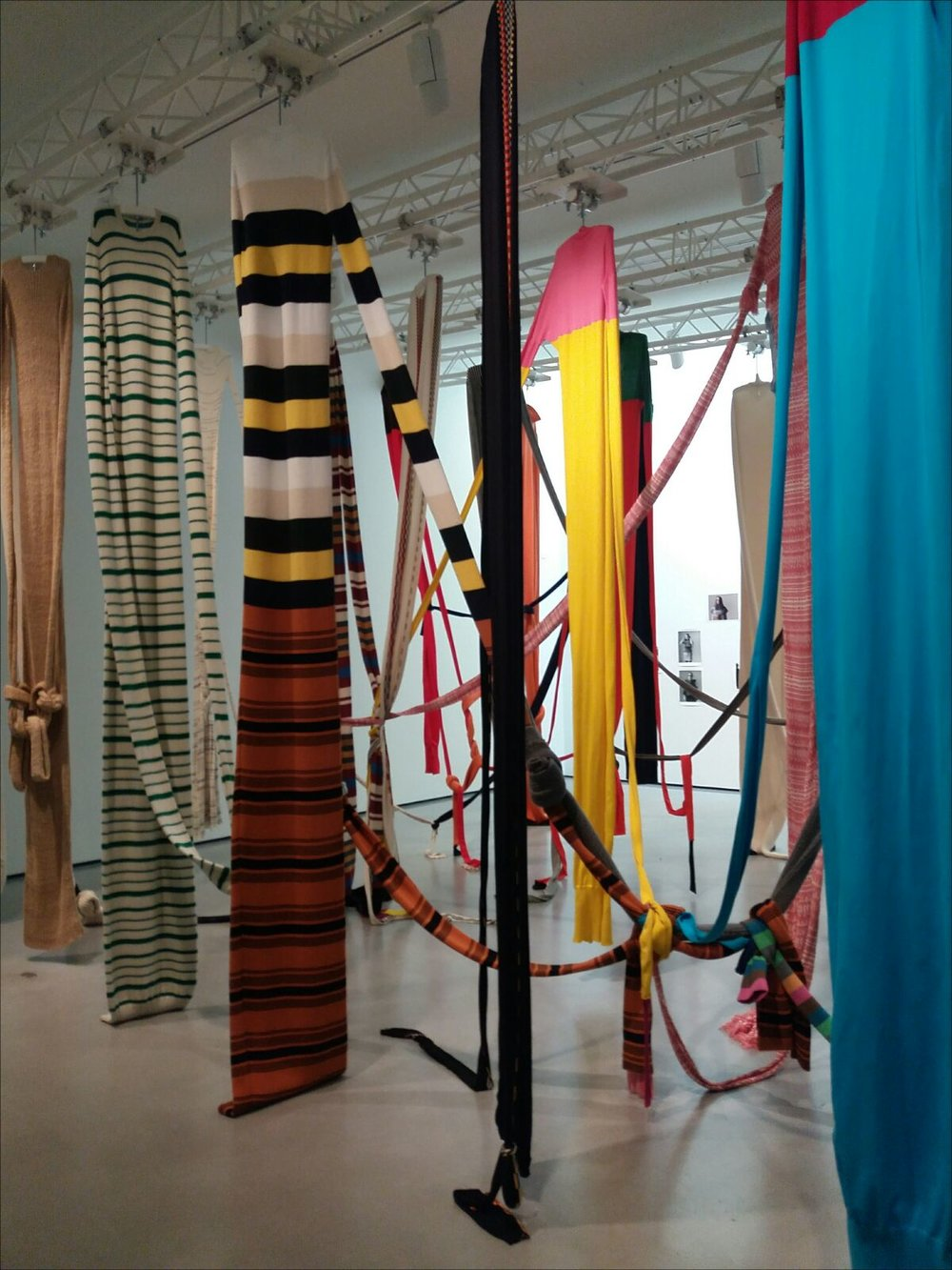 JW Anderson's '28 Jumpers' Installation
