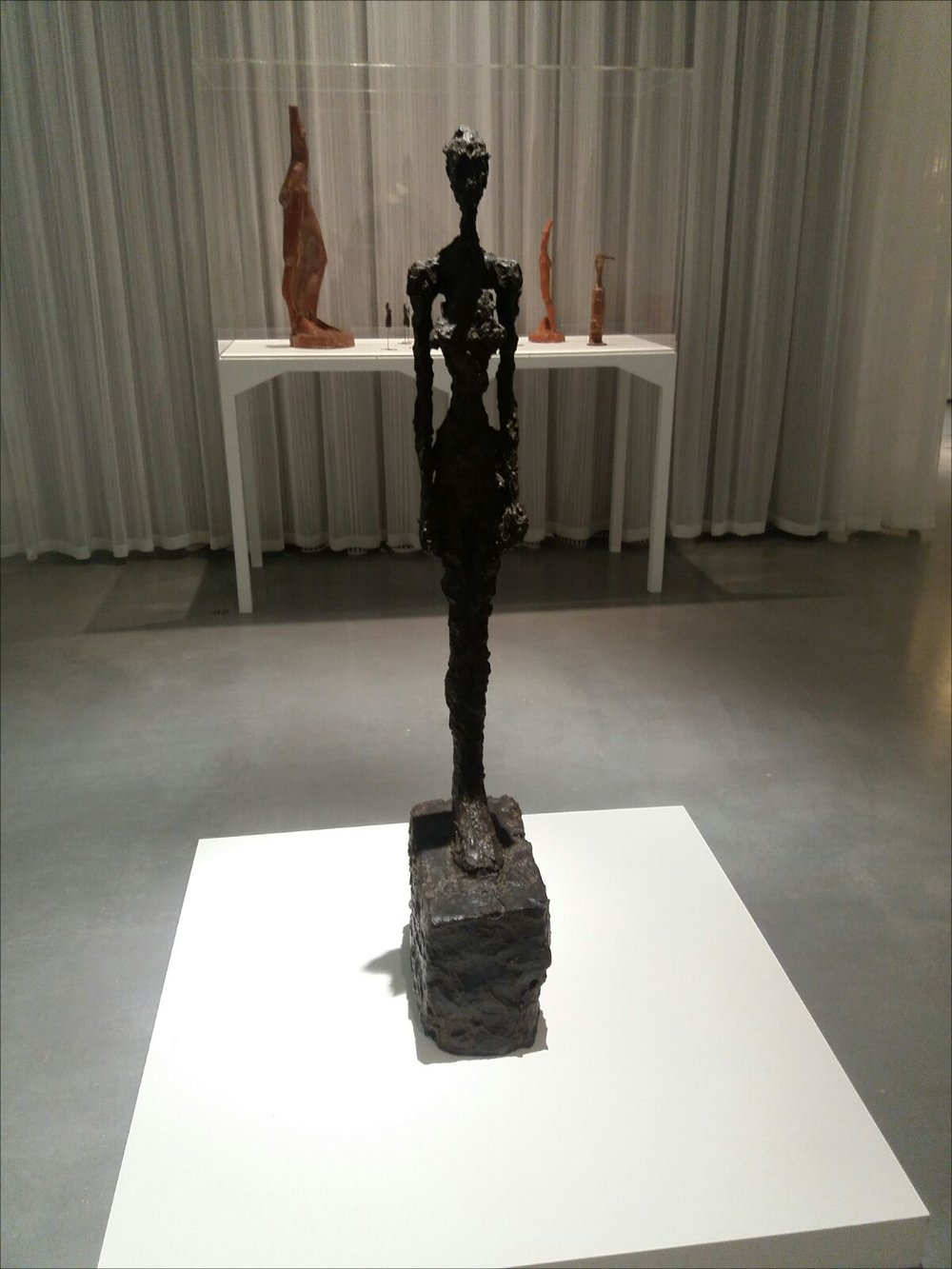 'Standing Woman' by Alberto Giacometti