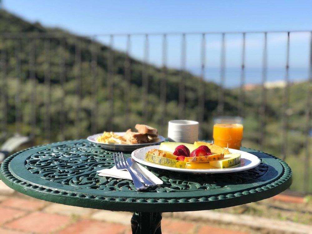 Petra's Breakfast