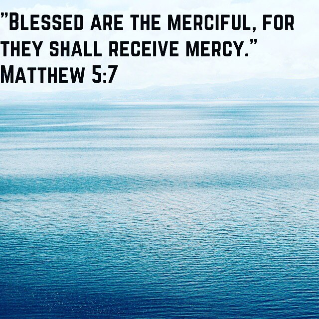 Oh how deep is the grace and mercy of our Lord! Even while we were still dead in our sins, He still showed His love and patience toward us. We didn't deserve His mercy & His love is unconditional. Now that we've experienced His great mercy, we are called to be merciful to others. Even when they don't deserve it. It is what Christ was shown us. He is the example to follow. Be merciful, be blessed and then you will be truly happy. Great happiness comes to those who are merciful! #Blessed #Beatitudes #Matthew5 #Happiness #Mercy #DUB #Diverse #Unified #Body