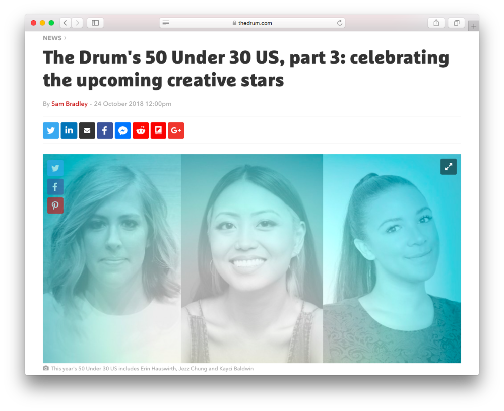 https://www.thedrum.com/news/2018/10/24/the-drums-50-under-30-us-part-3-celebrating-the-upcoming-creative-stars