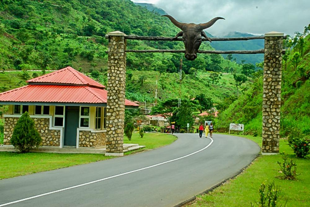 The Obudu Mountain Resort,  Nigeria